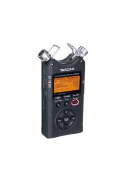 Tascam DR-40 View 3