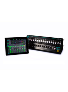Allen and Heath Qu-SB-Front-iPad-1
